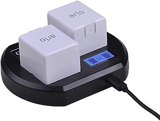 DuraPro VMA4400 100EUS Akku Ladegerät für Arlo Pro, Arlo Pro 2 & Arlo Go Akkus