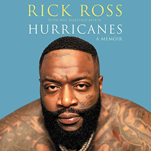 Hurricanes audiobook cover art