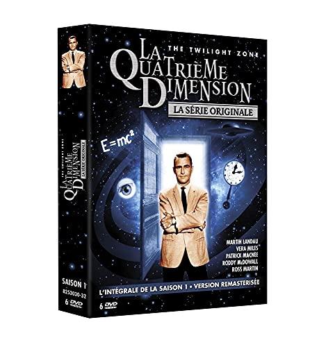 La Quatrième Dimension (La série Originale) -Saison 1 [Version remasterisée]