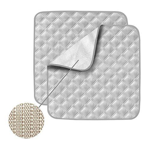 QMZDXH 2 STK Inkontinenzauflagen, Inkontinenz Unterlage Für Erwachsene Kinder Sofa Rollstuhl Auflage Windel