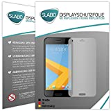 Slabo 4 x Bildschirmschutzfolie für HTC One A9s Bildschirmfolie Schutzfolie Folie Zubehör No Reflexion MATT