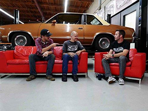 Fridays in the Garage 7/01/16: John, Phillip, '78 Chevy Malibu