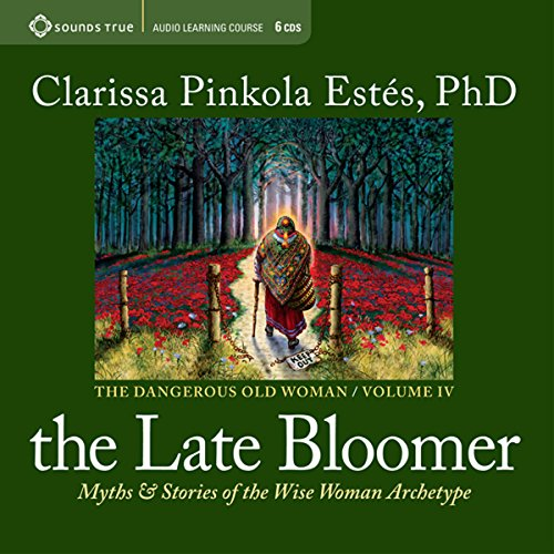 The Late Bloomer audiobook cover art
