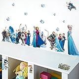 Personalisedjust4u - Pegatinas de pared para habitación de los niños (60 x 33 cm)
