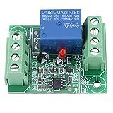 Módulo de relé, relé de Interruptor de Disparo, relé de 12 V CC, módulo de Control de relé de Interruptor de Disparo de...
