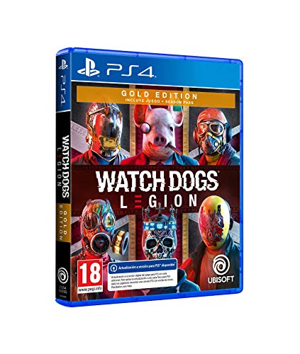 Watch Dogs Gold Edition P