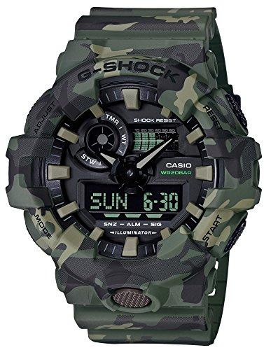 [カシオ] 腕時計 ジーショック GA-700CM-3AJF メンズ