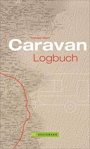 Caravan Logbuch. Ihr individuelles Tagebuch für die Reise mit dem Caravan, Wohnwagen oder Wohnmobil. Mit praktischen Tipps und landesspezifischen Infos. Ideales Geschenk für alle Caravan-Reisenden.
