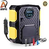 Adofys Ad-3650k Air Compressor Tire Inflator, DC 12V Portable Air Compressor for Car