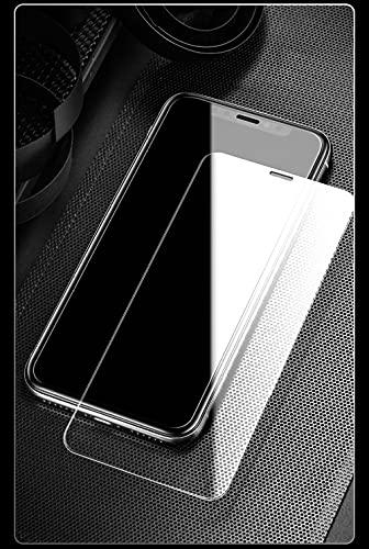 Película de vidrio templado de 3 piezas para iPhone 11 12 Pro Max Mini X XR XS SE 2020 7 8 6 6s Plus para iPhone 5 5s Protector de pantalla de vidrio, para iphone 12 Pro, 3 piezas