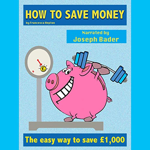How to Save Money audiobook cover art