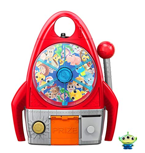 Disney Pixar Toy Story GJH65 - Pizza Planet Mini-Mania Spielset, Spielzeug ab 3 Jahren