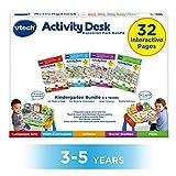 VTech Activity Desk 4-in-1 Kindergarten Expansion Pack Bundle for Age 3-5