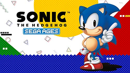 Buy Sega Ages Sonic The Hedgehog Nintendo Switch Digital Code Toys R Us