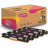 Excellent Print 126A CE310A CE311A CE312A CE313A Compatible Cartucho de Toner para HP Colour Laserjet Pro CP1025NW CP1020 M175A M175NW