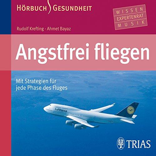 Angstfrei fliegen audiobook cover art