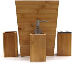 Amazon Com Wood Bath Accessories