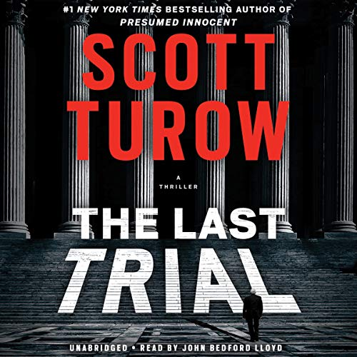 The Last Trial audiobook cover art