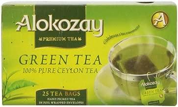 Alokozay Green Tea, 25 Count