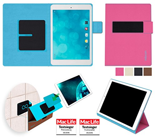 Hülle für Blaupunkt Polaris QC Tasche Cover Hülle Bumper | in Pink | Testsieger