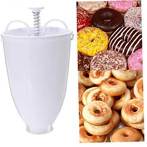 AMOYER Frittieren Mold Arabisch Handbuch Kunststoff Leichte Donut Maker Dispenser...