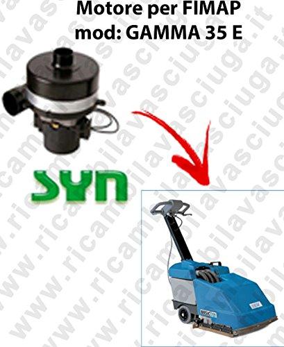 Hamma 35 en motor SYN stofzuiger Fimap