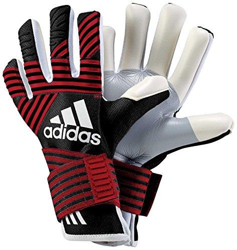 adidas Erwachsene ACE Trans Pro MN Torwarthandschuhe, Black/FCB True red, 12