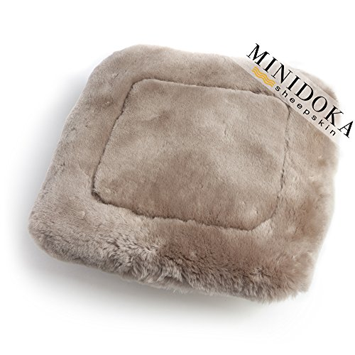 Desert Breeze Distributing Australian Sheepskin Seat Pad