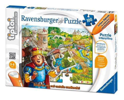 Ravensburger Schloss 100Stück. Tip TOI 00575