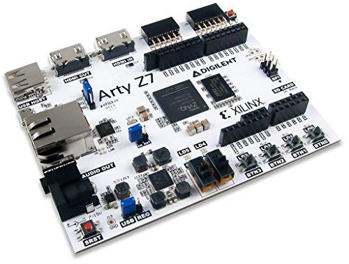 Arty Z7-20:SoC Zynq Embedded Vision Plattform