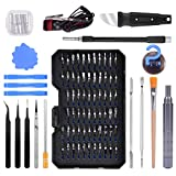 GreaTalent S2 Steel Precision Screwdriver Bit Set, 94 in 1 Magnetic Electronics Repair Tool Kit, for iPhone, iPad, Android, Tablet, MacBook, PC, Laptop, Apple Watch, Switch, Xbox, Playstation