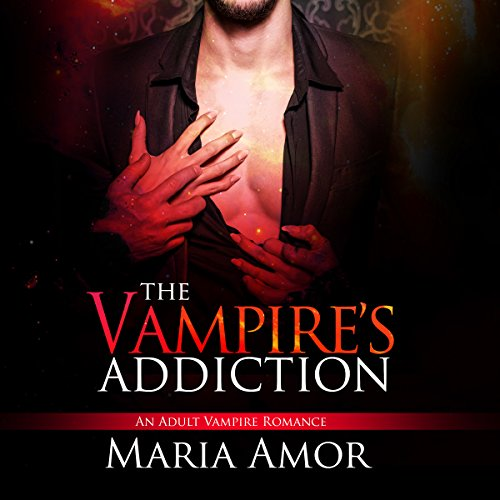 The Vampire's Addiction audiobook cover art