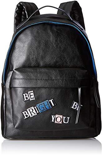 Esprit Accessoires Damen 098ca1o004 Rucksack, Schwarz (Black), 12x32x26 cm