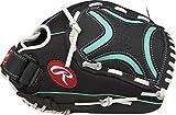 Rawlings Champion Regular Decorative X Web 12' Lite Softball Gloves,Black