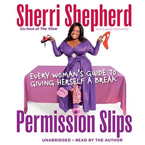 Permission Slips audiobook cover art