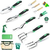 34-Piece Crenova Gardening Tool Set