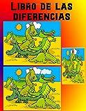 Libro de las diferencias: 120 páginas - 120 diferencias - libro de juegos: Encuentra las diferencias - juego de error - gráficos ... - Para niños de 5 a 10 años, niña y niño