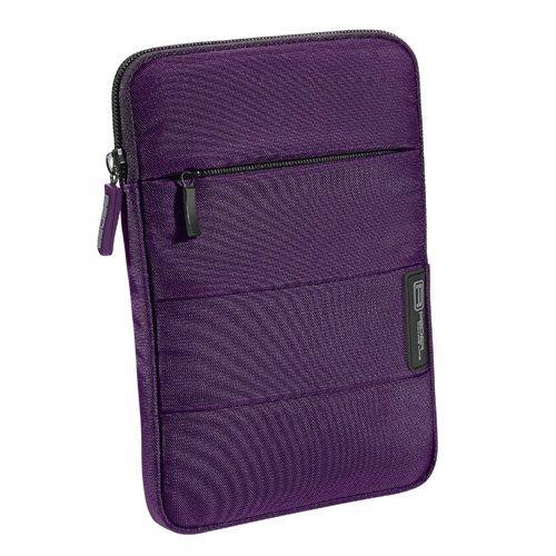 PEDEA Tablet PC Tasche 'Just-Purple' für 7 Zoll (17,8cm) passend für Fire-Tablet 7 Zoll / iPad mini 3 / CHUWI Vi8 Plus / Huawei MediaPad T1 / Lenovo Tab 2 A7-10 / Lenovo Tab 3 / Odys TigerTab 8 / Samsung Galaxy Tab A (2016) / Samsung Galaxy Tab S2 T719N, lila