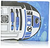 Mighty Wallet Star Wars Men's Ultra Thin Strong Tyvek Wallet by Dynomighty - R2-D2