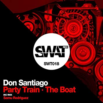 Party Train - The Boat