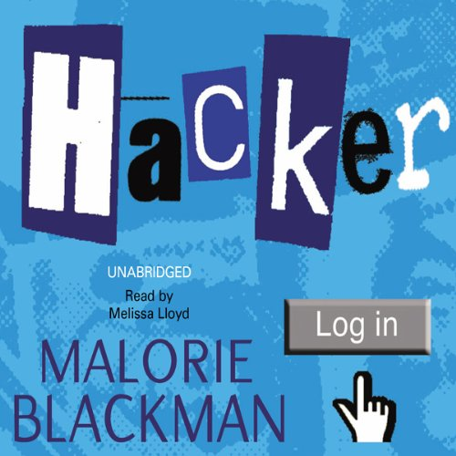 Hacker audiobook cover art