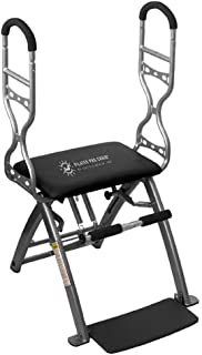 Life's A Beach Pilates PRO Chair Max with Sculpting Handles + Shape Transform & Reform + Total Gym Home Workout + Adjustable Resistance Levels