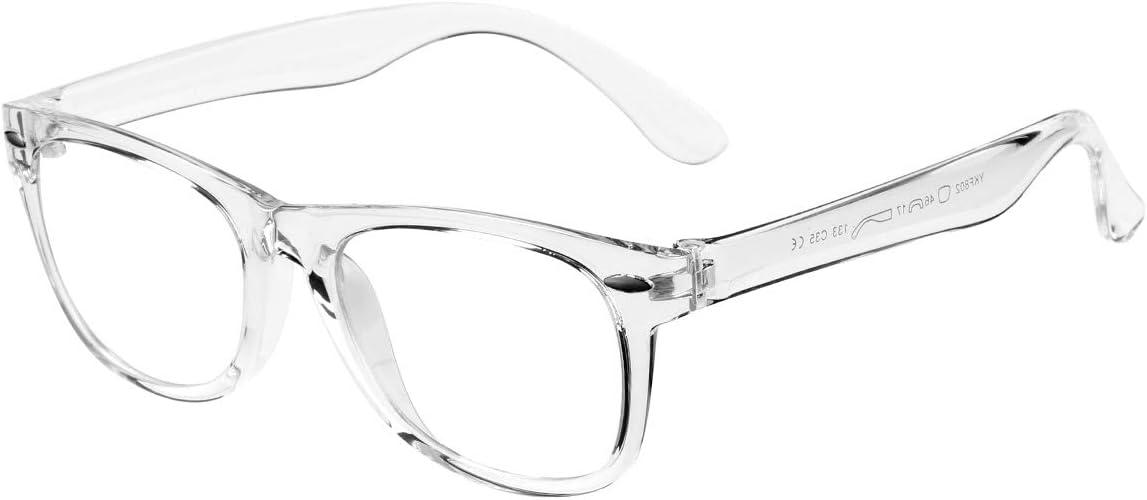 DeBuff Kids Blue Light Don't miss the campaign Blocking Lig Reservation Nerd Girls Boys Glasses