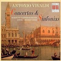 Concertos & Sinfonias by Vivaldi