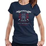Cloud City 7 Twin Peaks Crime Academy Women's T-Shirt