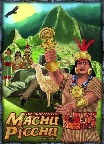 Unbekannt PD de Verlag PD002 – Les Princes de Machu Picchu