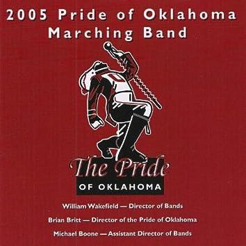 2005 Pride of Oklahoma Marching Band