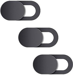 Natipo Webcam Cover, Camera Cover Slide, Ultra-Thin Webcam Cover Slide Compatible for Laptop Desktops, MacBook, PC, Tablet...