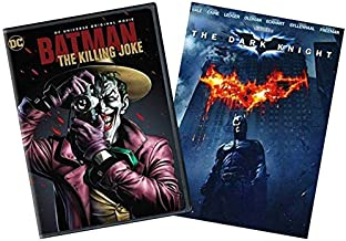 Ultimate Batman vs. Joker DVD Collection: Batman: The Killing Joke / The Dark Knight