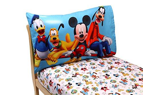 Disney Mickey Mouse Clubhouse Parure de lit pour Enfant